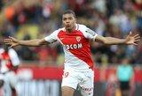 """Spauda: """"Man United"""" pateikė 85 mln. eurų pasiūlymą už K.Mbappe"""