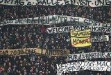 """Pamatykite: """"Bundesligoje"""" - sirgalių protestai prieš rungtynes pirmadieniais"""