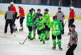 """Dar kartą laimėjęs """"Kaunas Hockey"""" atsidūrė per žingsnį nuo finalo"""
