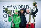 T.Kaukėnas pasaulio kariškių žaidynėse nusileido tik olimpiniam čempionui bei iškovojo sidabrą!