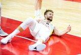Lietuviai po dramatiškų rungtynių nusileido australams