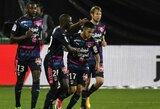 "Prancūzijos ""Ligue 1"": ""SC Amiens"" nugalėjo ""Dijon"", ""Bordeaux"" sutriuškino ""Saint-Etienne"""
