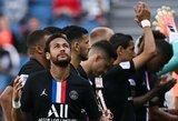 PSG draugiškose rungtynėse varžovams atseikėjo 9 įvarčius