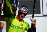 V.Korobovas ir L.Šakalys puikiai startavo Europos jaunių ir jaunimo čempionate