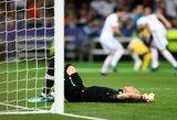 L.Kariusas Čempionų lygos finale patyrė smegenų sukrėtimą