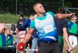 Visus pagrindinius varžovus Vengrijoje sutikęs A.Gudžius – ketvirtas, A.Šerkšnienė pirmą kartą bėgo vasaros sezone