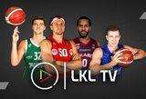 LKL TV atsinaujina – prie komandos prisijungs gerai žinomi veidai