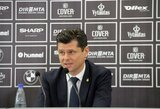 T.Danilevičiui po UEFA konferencijos kilo neaiškumų dėl Baltijos taurės turnyro
