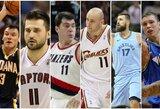 Top 25: didžiausios visų laikų NBA lietuvių sezoninės algos, įvertinus infliaciją