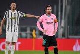 """Kritikams atsikirtęs L.Messi: """"Pavargau būti kiekvieno problema šiame klube"""""""