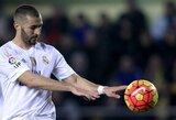 """""""Villarreal"""" klubas sugebėjo namuose nugalėti """"Real"""""""