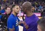 """""""Warriors"""" įspūdinga pergale įsirašė į NBA istoriją"""