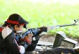 Europos jaunimo šaudymo čempionate J.Jancevič liko 56-a