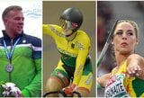 Į Europos žaidynes vyks net 74 Lietuvos sportininkai