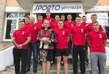 Lietuvos jaunių regbio-7 rinktinė stoja į kovą su stipriausiomis Europos komandomis