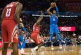 """""""Thunder"""" be R.Westbrooko laimėjo septintą kartą iš eilės"""
