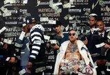 """C.McGregoro treniruočių partneris: """"Conoras UFC niekada nesirinko kovos dėl pinigų"""""""