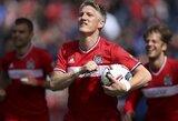 B.Schweinsteigeris nėra tikras dėl savo ateities MLS lygoje