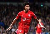 """A.Wengeras metė kaltinimus """"Bayern"""" ir tikina, kad Vokietijos čempionai prisiviliojo S.Gnabry manipuliacijos dėka"""