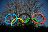 Patvirtinti kintančių atrankos į Tokijo olimpines žaidynes sistemų principai