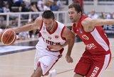 M.Kalnietis – blankus, bet jo komanda šventė ketvirtą pergalę iš eilės