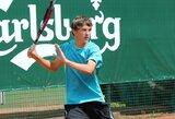 T.Babelis pergalingai pradėjo pirmos kategorijos jaunių turnyrą Maroke