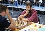 Europos šachmatų klubų taurės turnyre lietuviai aplenkė 50 komandų