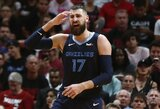 J.Valančiūnas NBA čempionų žiedo negaus