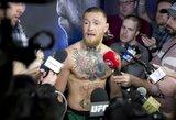 """Jokių pašalinių trukdžių nenorintis C.McGregoras: """"Karjeros nebaigiau, esu pasiruošęs kautis """"UFC 200"""" turnyre"""""""