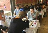 Pasaulio jaunių šimtalangių šaškių čempionate dalyvavo ir Lietuvos rinktinės
