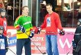 D.Kasparaitis intensyviai ruošiasi Baltijos taurės turnyrui Klaipėdoje, į Lietuvą turėtų atvykti ir D.Zubrus