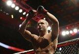 E.Alvarezas mano, kad šiuo metu UFC lengvo svorio čempiono diržas yra nevertingas