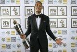 Po beveik 15 metų pertraukos geriausiu Anglijoje žaidžiančiu futbolininku tapo gynėjas