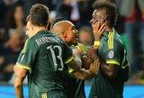 """""""Milan"""" pergalę prieš """"Udinese"""" įkvėpė nuostabus M.Balotelli įvartis"""