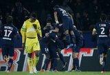 """PSG sutriuškino """"Nantes"""" ekipą (+ kiti rezultatai)"""