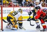 """""""Flames"""" įsirašė į išskirtinį keturių komandų klubą - iškovojo dešimtą pergalę iš eilės"""