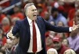 NBA strategai išrinko geriausius sezono trenerius