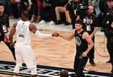 """NBA naujovė – bus transliuojama """"Visų žvaigždžių"""" rungtynių birža"""