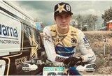 Pasaulio motokroso čempionu vėl tapo T.Gajseris, A.Jasikonis jau galvoja apie sugrįžimą