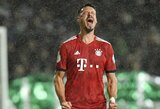 """Oficialu: """"Bayern"""" klubą palikęs S.Wagneris keliasi rungtyniauti į Kiniją"""
