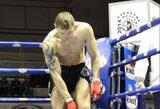 Pasaulio Muay Thai čempionate S.Maslobojevui ir D.Danylai pergalių iškovoti nepavyko