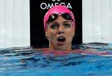 J.Jefimovos maldos neišklausytos: plaukikei neleista startuoti Rusijos olimpinėje atrankoje