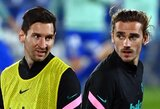 """Buvęs A.Griezmanno agentas metė kaltinimus L.Messi: """"Jo požiūris – apgailėtinas, tai yra teroro režimas"""""""