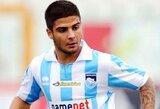 Italijoje futbolininkas nepataikė į vartus iš pusmetrio