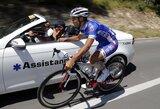 Daugiadienėse dviračių lenktynėse Prancūzijoje startavo G.Bagdonas, E.Juodvalkis ir E.Šiškevičius