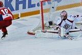 """Rygos """"Dinamo"""" metus KHL pirmenybėse užbaigė pralaimėjimu (+ kiti rezultatai)"""