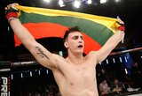 UFC debiutuojančiam M.Bukauskui – graiko iššūkis