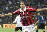 """Oficialu: Z.Ibrahimovičius grįžta rungtyniauti į """"Milan"""""""