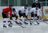 Draugiškose rungtynėse – Lietuvos jaunių ledo ritulio rinktinės pergalė po pratęsimo