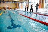 Anykščiuose baigėsi Lietuvos plaukimo federacijos taurės varžybos